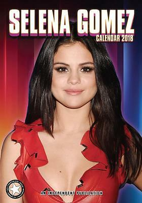Selena Gomez Calendar 2018 Large Uk A3 Poster  Size Wall New By Dream