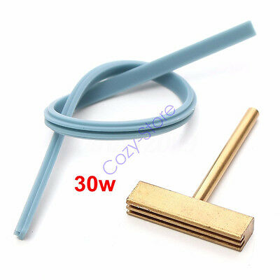 30W Soldering Iron T-iron T-tip head LCD Pixel Ribbon Cable Repair Tool for Opel