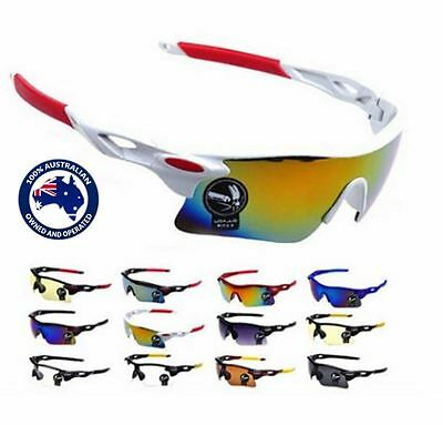 Sunglasses Cycling Glasses Eyewear Bike Sports Goggles Outdoor Bicycle Lens New