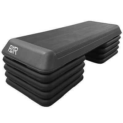 Fxr Sports Commercial Professional 4 & 5 Level Aerobic Stepper Step Fitness Gym