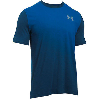 "Men's T-Shirt Under Armour ""SPRAY GRADIENT"" Training Gym Fitness 1289888-997"
