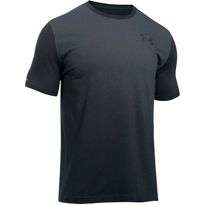 "Men's T-Shirt Under Armour ""SPRAY GRADIENT"" Training Gym Fitness 1289888-001"