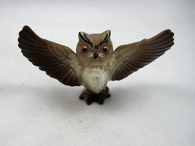 Hagen Renaker miniature made in America Owl Papa retired