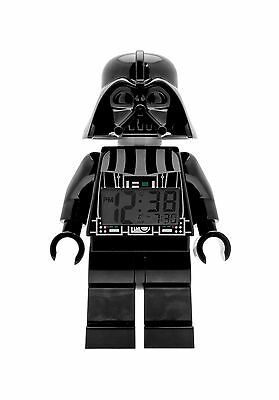LEGO Kids' 9002113 Star Wars Darth Vader Mini-Figure Alarm Clock New