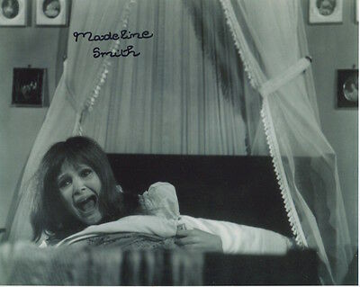 Madeline Smith In Person Signed Photo - The Vampire Lovers - AG336