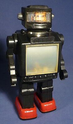 HORIKAWA Space Explorer Robot Roboter vintage Battery Operated A172