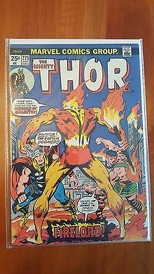 The Mighty Thor #225 (Jul 1974, Marvel) Condition NM 9.2
