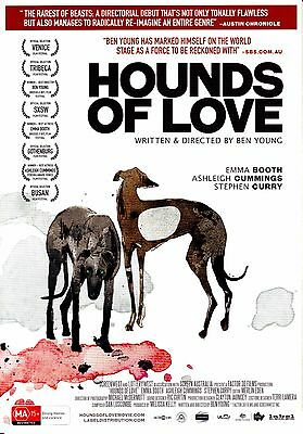 Hounds of Love A5 Poster (2017) - Emma Booth, Ashleigh Cummings, Stephen Curry