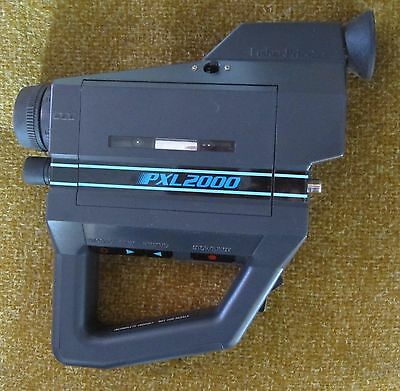 Modified Fisher Price Pxl 2000 B/W Video Camera Experimental Camcorder Pxl2000