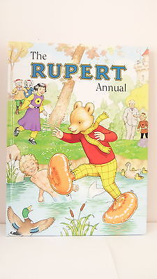 NEW - Rupert The Bear Annual - No.62 - 1997