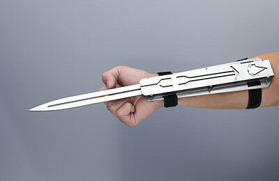 Cosplay Assassin's Creed Hidden Blade Stainless Steel Resilience Catapult Launch