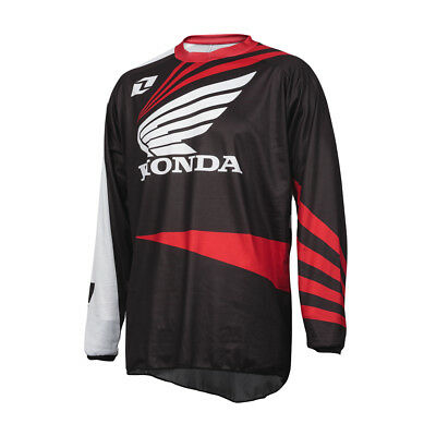 2016 One Industries Honda Atom Jersey - RED/BLACK _51173-098