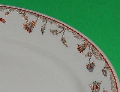 1911 Maddock Lamberton China ~ KIMBALL HOTEL~ EGYPTIAN Lotus Flower Restaurat