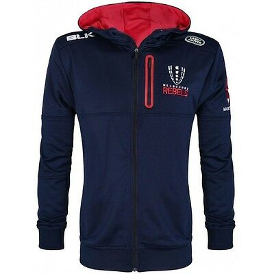 NEW Official 2017 Melbourne Rebels Adults Performance Hoodie