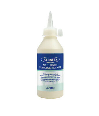 Keratex ongles trou DOMMAGE Réparation - 200ml - Sabot soin