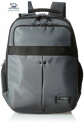 Samsonite, Cartable Unisex Gris Ash Grey , 43 cm
