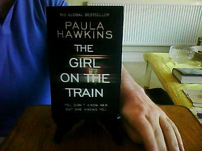 The Girl on the Train-Paula Hawkins Paperback English Black Swan 2015
