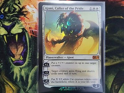 Ajani caller of the pride m14