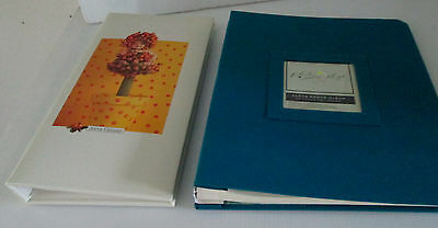 Anne Geddes Photo Album Flip Page & 60 Page Cloth Dry Mount Album