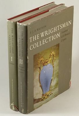 Wrightsman Collection of Antique French Furniture & Gilt Bronzes: 2 Volume Set