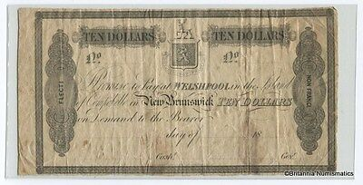 CAMPOBELLO MILLS & MANUFACTURING Welshpool New Brunswick $10. Inv #2916