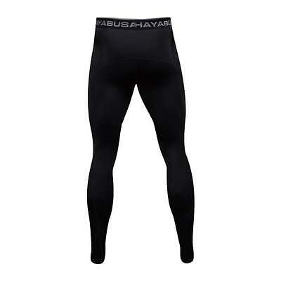 Hayabusa Hayabusa Haburi Compression Pants - Black