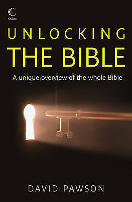 Unlocking the Bible, David Pawson, Very Good Book