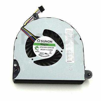GENUINE HP Elitebook 8570p CPU Cooling Fan HP PART 686311-001 MF60120V1-C470-S9A