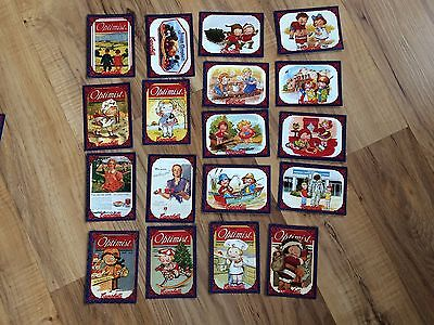 Lot Of 18 Vintage The Campbell's Collection Advertisement Trading Cards