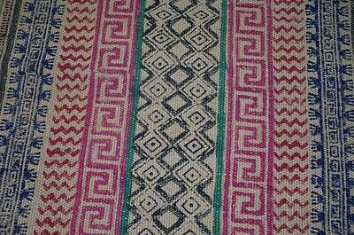 Indian Table Cover Lunch Mate Jute 2'x2' Print Rugs Carpet 4