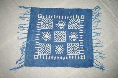 Indian Table Cover Lunch Mate Jute 2'x2' Print Rugs Carpet 13