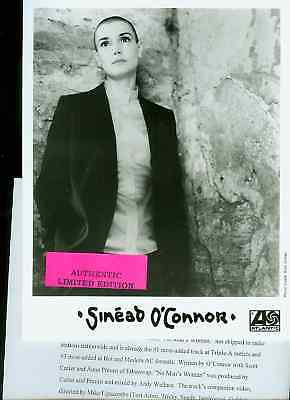 sinead o'connor limited edition press kit