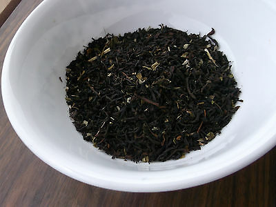 CHOCOLATE MINT Flavored Loose Leaf Black Tea (1/4 - 1.1lbs)