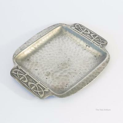 LIBERTY & CO Tudric Arts and Crafts Pewter Pin Tray 01263 Archibald Knox c. 1903