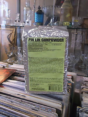 PIN LIN GUNPOWDER Loose Leaf GREEN Tea  (1/4 - 1.1 lbs)
