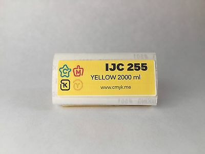 IJC-258, IJC-256 , IJC-255 UV ink chip for all models Oce Arizona   (Yellow)