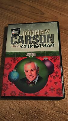 Johnny Carson Celebrates Christmas DVD - The Tonight Show starring Johnny Carson
