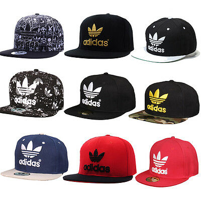 Women Men  Sport Baseball Cap Snapback Hip-Hop Adjustable Bboy Snap Summer Hat