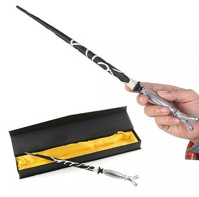 "Harry Potter Horace Slughorn Wand 13.5"" Cosplay Costume US Seller"