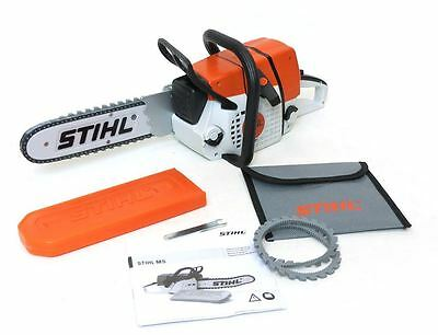 Genuine Stihl Toy Chainsaw For Kids Battery Operated 2017 Edition