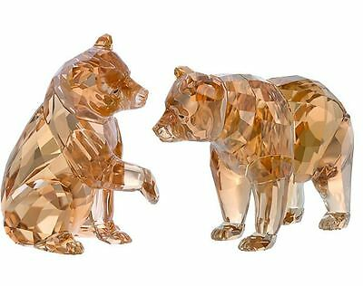 Swarovski Crystal Creation 5236593 Limited Edition SCS Bear Cubs RRP AUD$419