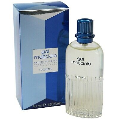 Gai Mattiolo Uomo 40 ml EDT Eau de Toilette Spray