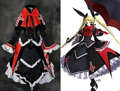 H-3214 Size m BlazBlue Rachel Alucard dress Cosplay costume