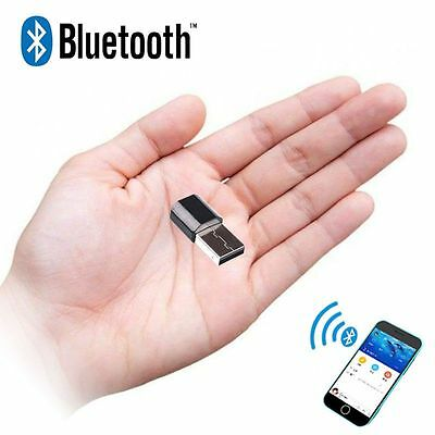 Auto Wireless Bluetooth 3.5mm AUX Empfänger Adapter Dongle Audio Stereo Musik