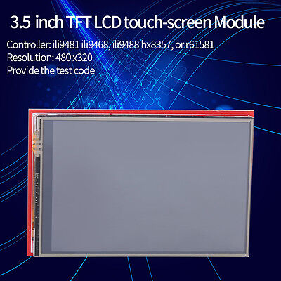 3.5 inch TFT LCD Touch-screen Module 480 x320 for Uno Mega2560 Board