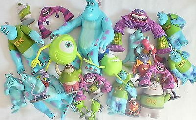 Various Monsters Inc Action Figures - Multi Listing - New Stock Always Added