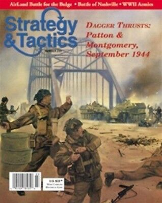 Strategy & Tactics 233 - Dagger Thrusts - Mint And Unpunched