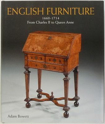 Antique English Furniture 1660-1714 -from Charles II to Queen Anne Periods