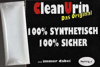 2x Clean Urine 25ml synthetischer Urin - künstlicher Urin Synthetic CleanU