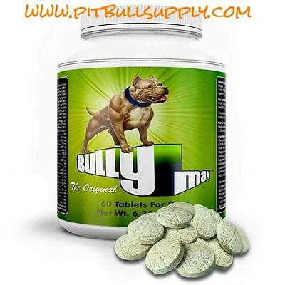 Bully Max Muscle Builder 60 Day Supply (sold by pitbull supply)